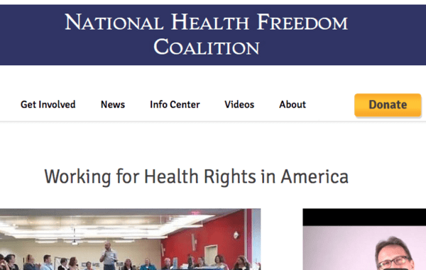 National Health Freedom Coalition