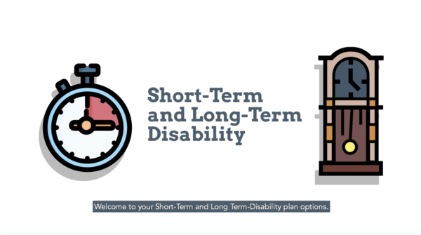Image of thumbnail of Short-Term and Long-Term Disability video